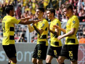 Schalke 04 - Borussia Dortmund Soccer Prediction