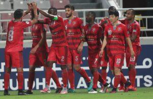 Al-Ain - Al-Duhail Soccer Prediction