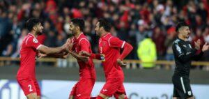 Al-Jazira - Persepolis Soccer Prediction