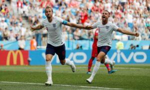 World Cup Prediction England - Belgium