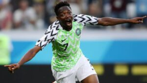 World Cup Prediction Nigeria - Argentina
