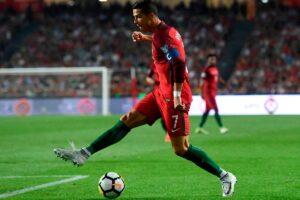 Portugal - Algeria Soccer Prediction