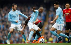 Soccer Prediction Manchester City vs Liverpool
