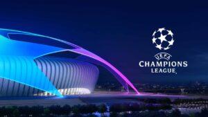 Champions League Galatasaray vs FC Lokomotiv Moscow
