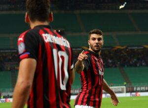 Europa League Milan vs Betis