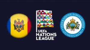 UEFA Nations League Moldova vs San Marino