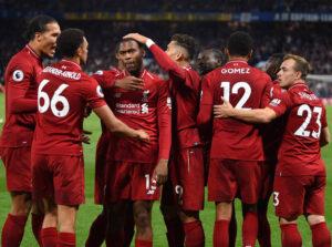 Champions League Napoli vs Liverpool