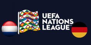 UEFA Nations League Netherlands vs Germany