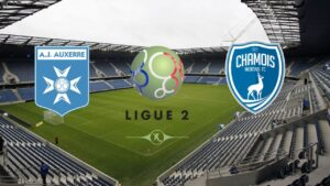 AJ Auxerre vs Niort Betting Prediction