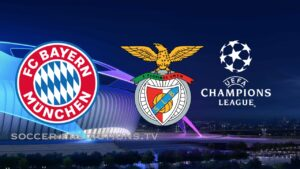 Bayern Munich vs Benfica Champions League