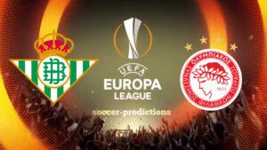 Betis vs Olympiacos Europa League