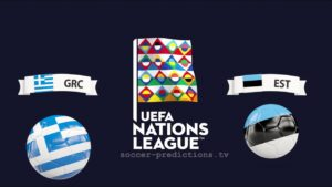 Greece vs Estonia UEFA Nations League