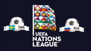 Sweden vs Russia UEFA Nations League