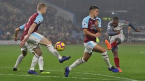 Premier League Burnley vs Brighton
