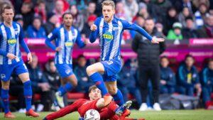 Hertha vs Mainz Soccer Predictions