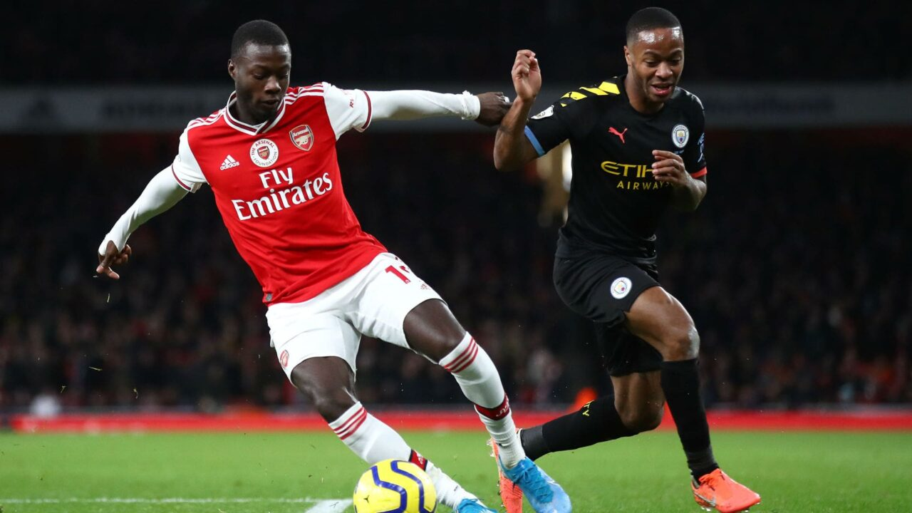 Manchester City vs Arsenal FC Soccer Betting Prediction