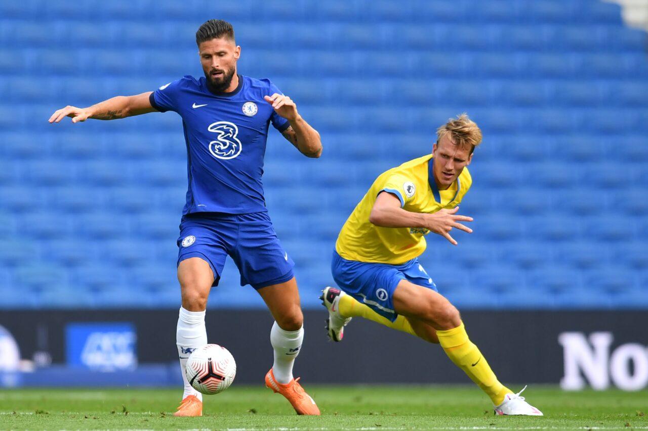 Brighton & Hove Albion vs Chelsea FC