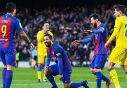 Soccer Prediction Las Palmas – Barcelona 01.03.2018