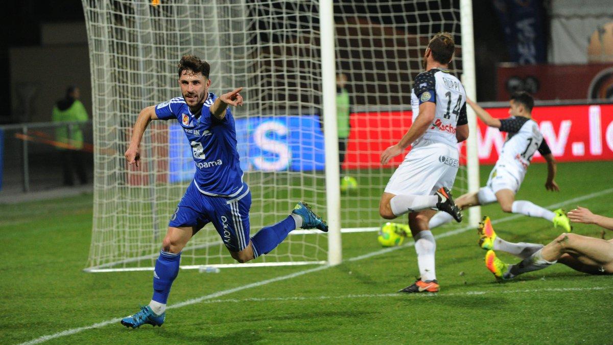 Soccer Prediction Le Havre – Bourg Peronnas 23.02.2018
