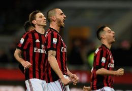 AC Milan vs Arsenal  Europa League 08/03/2018