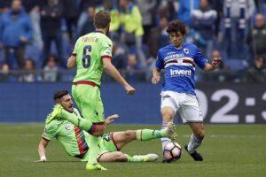 Crotone - Sampdoria Soccer Prediction
