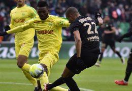 Nantes – Saint-Étienne Soccer Prediction 1 April 2018