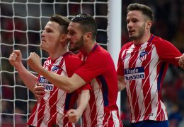 Europa League Atlético Madrid – Sporting Portugal  5 April 2018