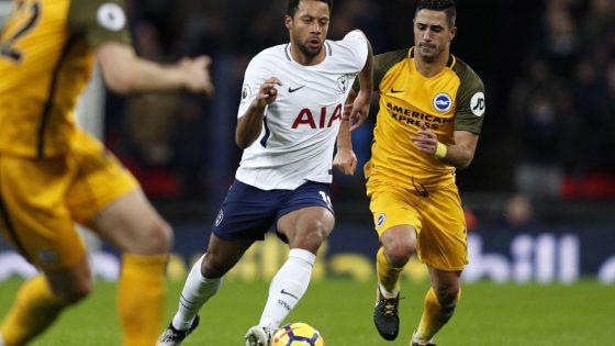 Premier League Brighton – Tottenham  17 April 2018