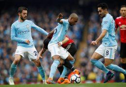 Champions League Manchester City-Liverpool 10 April 2018