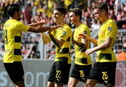 Soccer Prediction Schalke 04 – Borussia Dortmund 15 April 2018