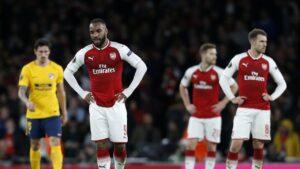 Atletico Madrid - Arsenal Europa League