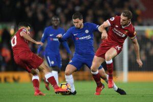 Chelsea - Liverpool Premier League