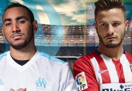 Marseille – Atletico Madrid Europa League 16 May 2018