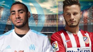 Marseille - Atletico Madrid Europa League