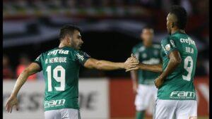 Palmeiras Clube vs Atlético Junior Soccer Prediction