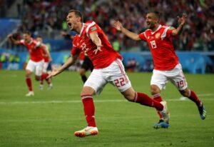 Spain vs Russia World Cup Prediction