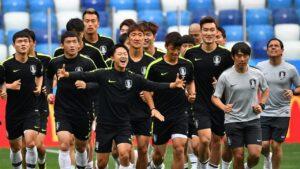 Sweden - South Korea World Cup Prediction