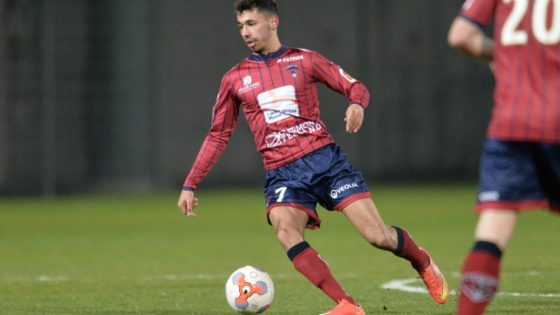 Premier League Clermont Foot vs Metz  11/08/2018