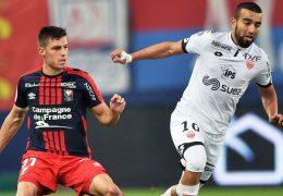 Football Prediction Dijon vs Caen 1/09/2018