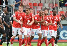 Troyes vs  Brest  Soccer Prediction 3-AUG-2018
