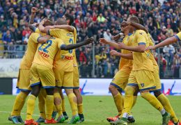 Football Tips Frosinone vs Sampdoria 15/09/2018