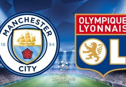 Champions League Manchester City vs Lyon 19/09/2018