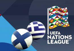 UEFA Nations League Finland vs Greece 15/10/2018