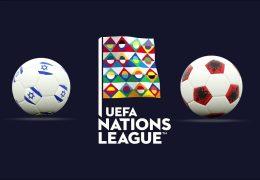 UEFA Nations League Israel vs Albania  14/10/2018