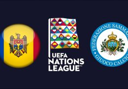 UEFA Nations League Moldova vs San Marino 12/10/2018