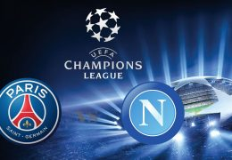Champions League PSG vs Napoli 24/10/2018