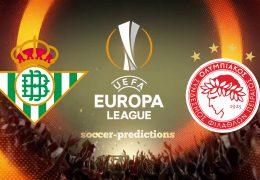 Betis vs Olympiacos Europa League 29/11/2018