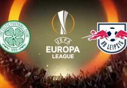 Celtic FC vs Leipzig Europa League 8/11/2018