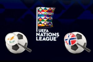 Cyprus vs Norway UEFA Nations League