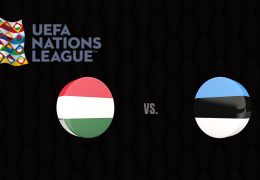 UEFA Nations League  Hungary vs Estonia 15/11/2018